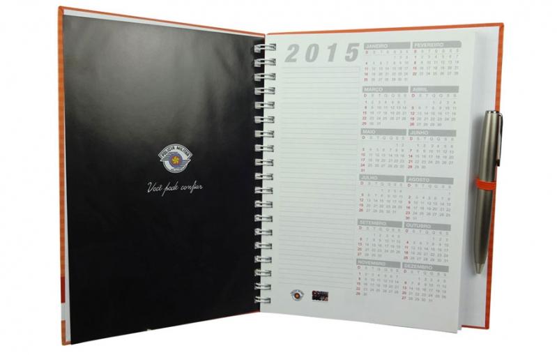 c938cbf92 Caderno Promocional para Brindes - PHIF Gráfica e Brindes