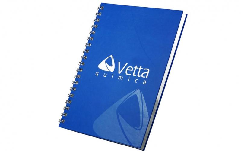 c307133ed Caderno Personalizado Brinde - PHIF Gráfica e Brindes